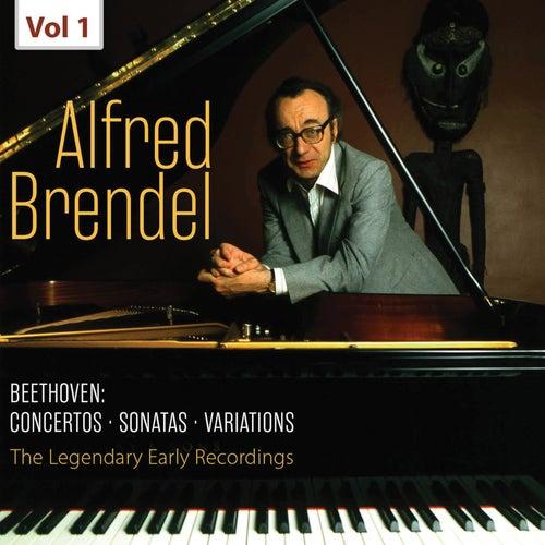 The Legendary Early Recordings: Alfred Brendel, Vol. 1 by Alfred Brendel