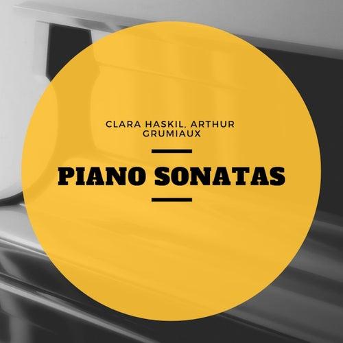 Piano Sonatas de Clara Haskil