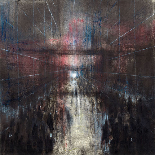Artificial Catalyst by Lars Huismann