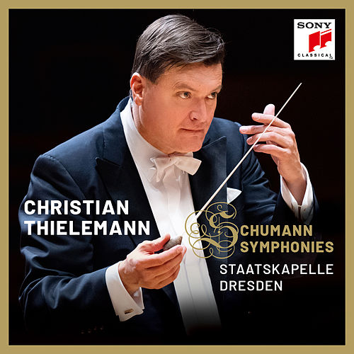 Symphony No. 4 in D Minor, Op. 120/III. Scherzo. Lebhaft by Christian Thielemann
