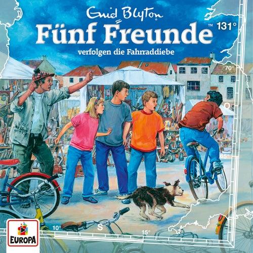 131/verfolgen die Fahrraddiebe von Fünf Freunde