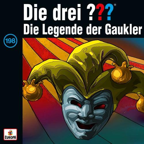 198/Die Legende der Gaukler von Die drei ???