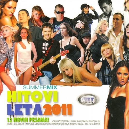 Hitovi Leta 2011 Summermix de Various Artists