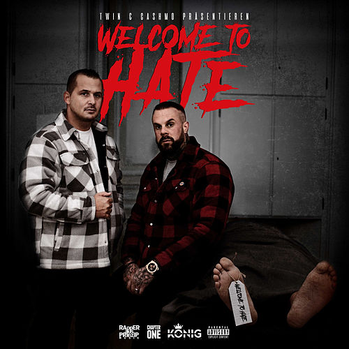 Welcome To Hate (Instrumental) von Twin