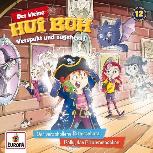 012/Der verschollene Ritterschatz / Polly, das Piratenmädchen von Der kleine Hui Buh