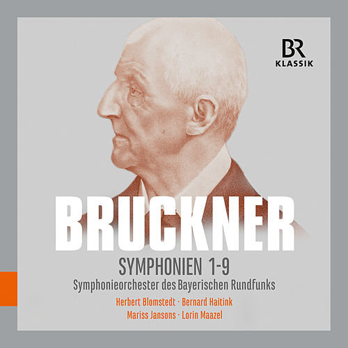 Bruckner: Symphonies Nos. 1-9 (Live) de Bavarian Radio Symphony Orchestra