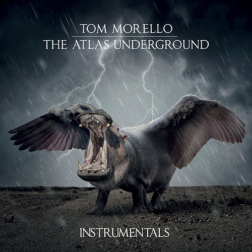 The Atlas Underground (Instrumentals) de Tom Morello - The Nightwatchman