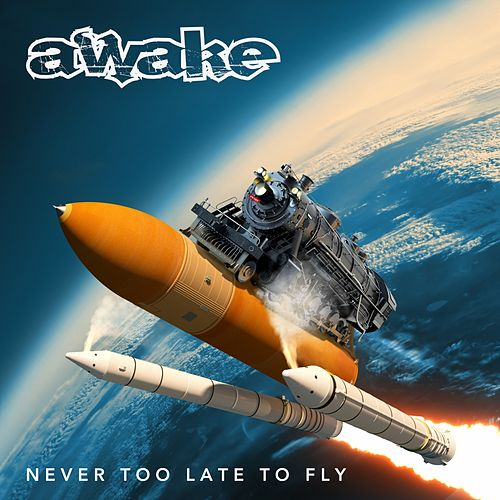Never Too Late to Fly by Awake