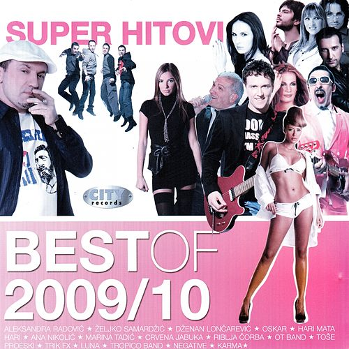 City Best Of 2009 / 10 by Various Artists