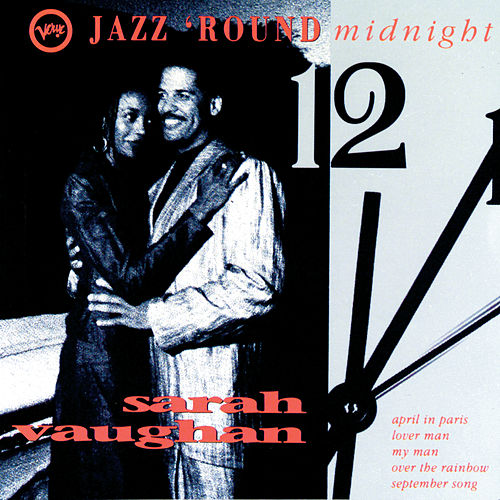 Jazz 'Round Midnight by Sarah Vaughan