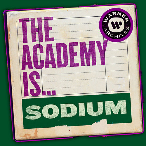 Sodium de The Academy Is. . .