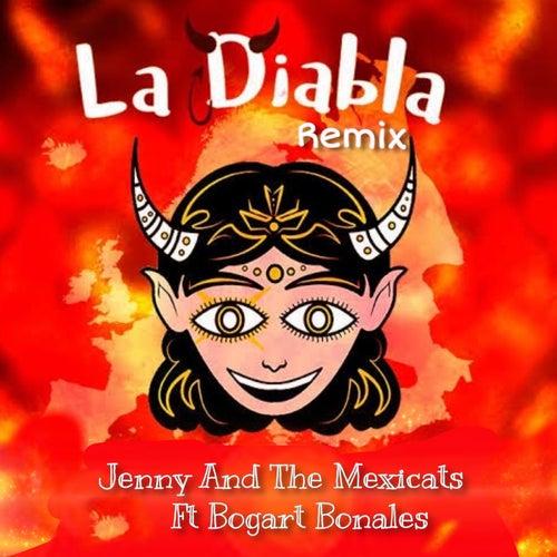 La Diabla (Remix) de Bogart Bonales