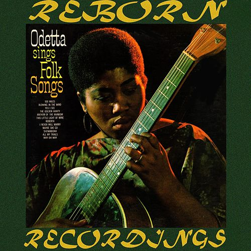 Sings Folk Songs (HD Remastered) de Odetta