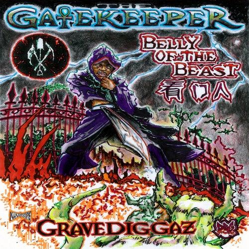 Belly Of The Beast (feat. Gatekeeper) von Gravediggaz
