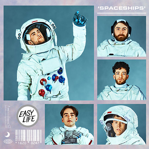Spaceships Mixtape by Easy Life