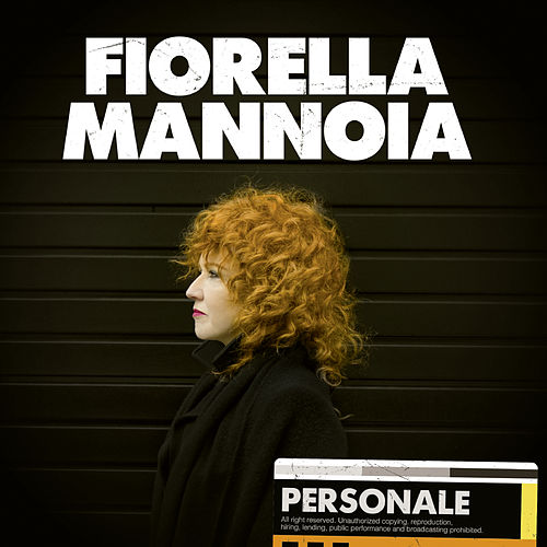 Personale di Fiorella Mannoia