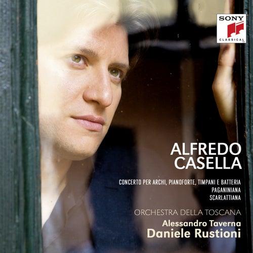 Casella: Orchestral Music di Daniele Rustioni