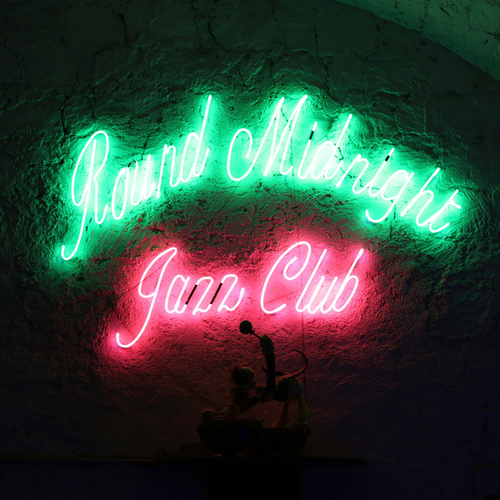 Round Midnight Jazz Club by Various Artists
