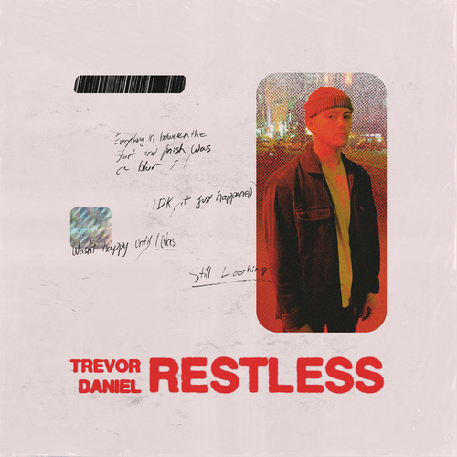 Restless de Trevor Daniel