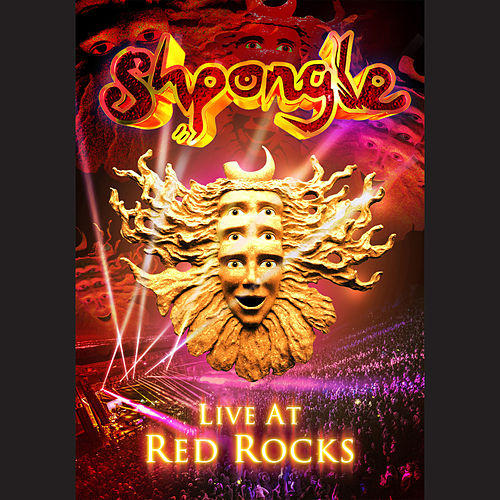 Live at Red Rocks (2014) (Live) von Shpongle