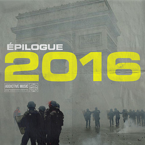 Epilogue 2016 von Various Artists
