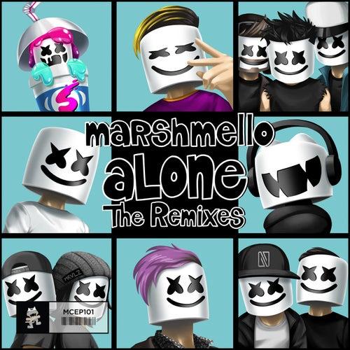 Alone (Slushii Remix) von Marshmello
