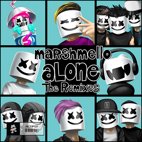 Alone (MRVLZ Remix) de Marshmello