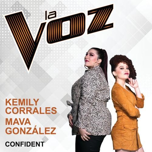 Confident (La Voz) de Kemily Corrales