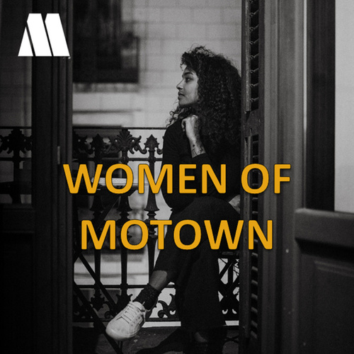 Women Of Motown by Various Artists