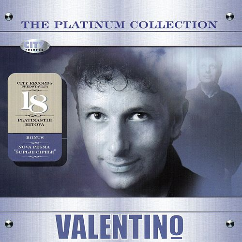 The Platinum Collection by Valentino