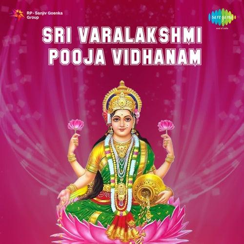 Sri Varalakshmi Pooja Vidhanam de P. Susheela