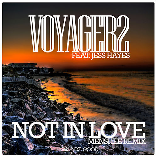 Not In Love (Menshee Remix) by Voyager2