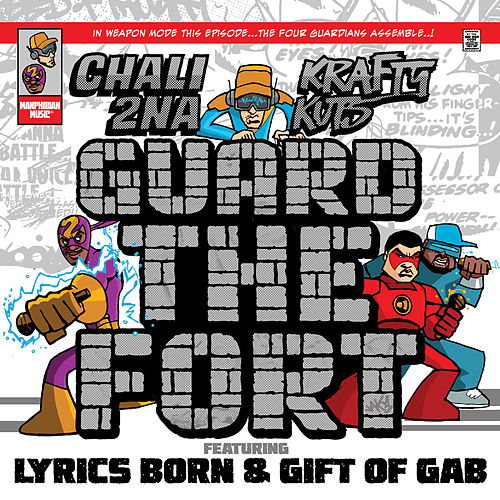 Guard The Fort de Chali 2NA