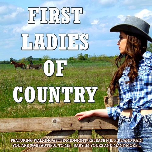 The First Ladies of Country de Various Artists