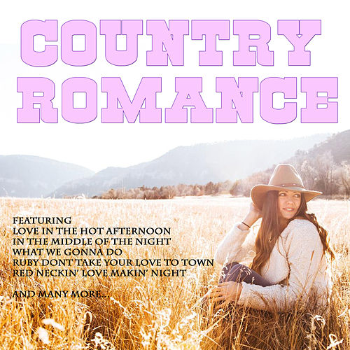 Country Romance (Live) de Various Artists