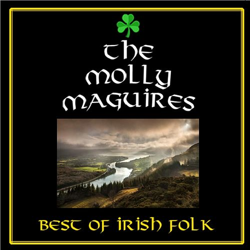 The Best of Irish Folk by Molly Maguires