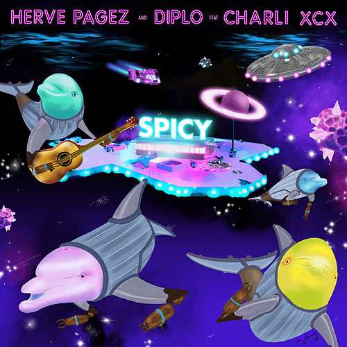 Spicy by Herve Pagez