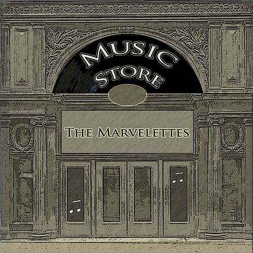 Music Store von The Marvelettes