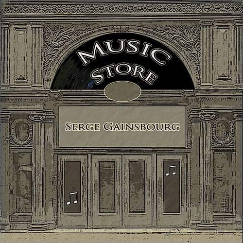 Music Store de Serge Gainsbourg