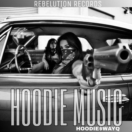 Hoodie Music von Rebelution Records