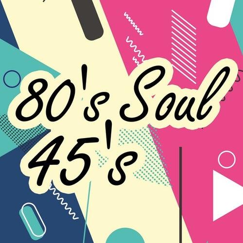 80's Soul 45's de Various Artists