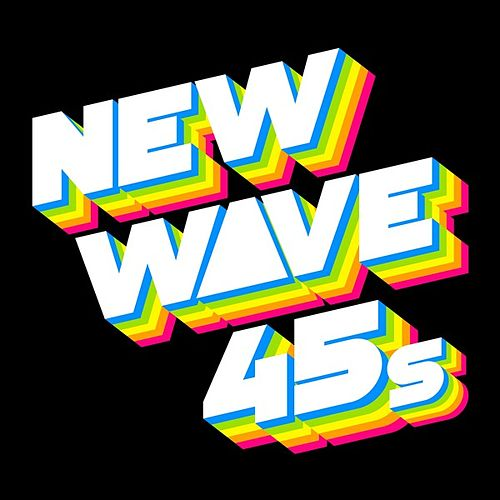 New Wave 45's de Various Artists