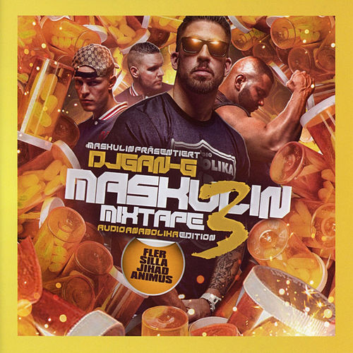 Maskulin Mixtape, Vol. 3 von Fler