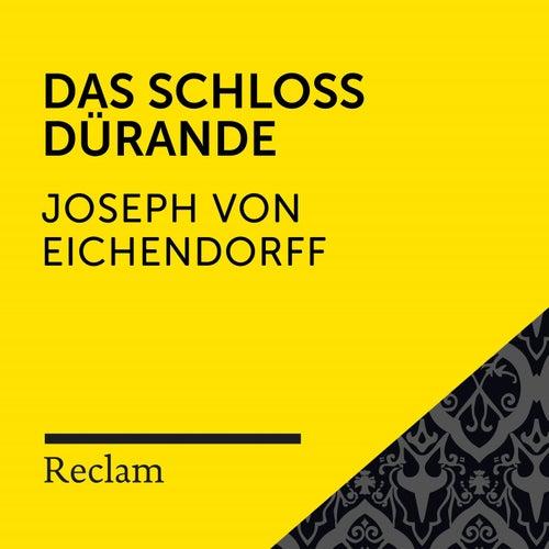 Eichendorff: Das Schloss Dürande (Reclam Hörbuch) von Reclam Hörbücher