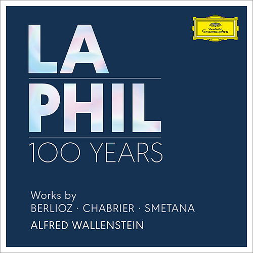 Berlioz / Chabrier / Smetana von Los Angeles Philharmonic
