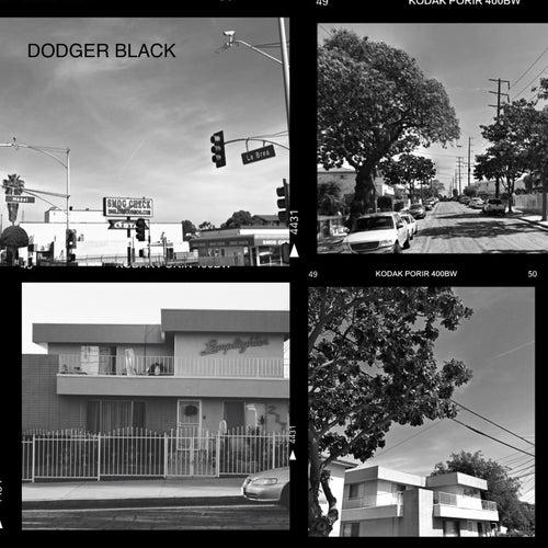 Dodger Black by JAMESDAVIS