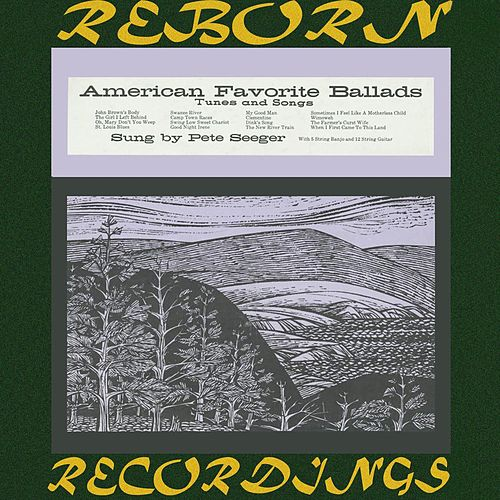American Favorite Ballads, Vol. 3 (HD Remastered) de Pete Seeger
