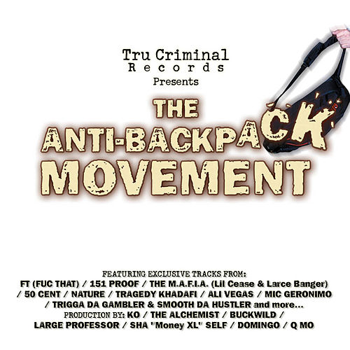 The Anti-Backpack Movement de Various Artists