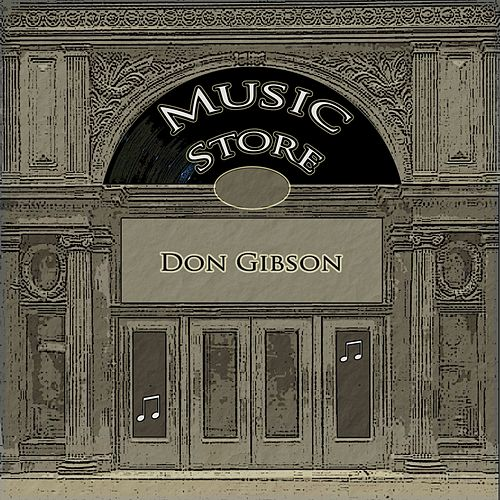 Music Store von Don Gibson