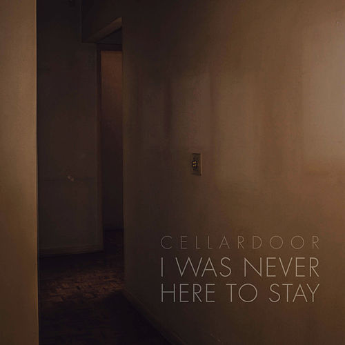 I Was Never Here to Stay von Cellar Door